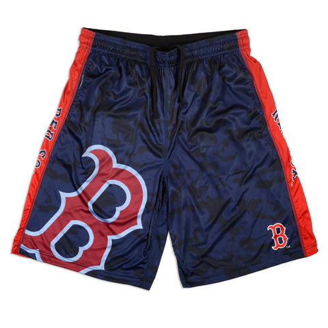 MLB Team Big Logo Polyester Shorts