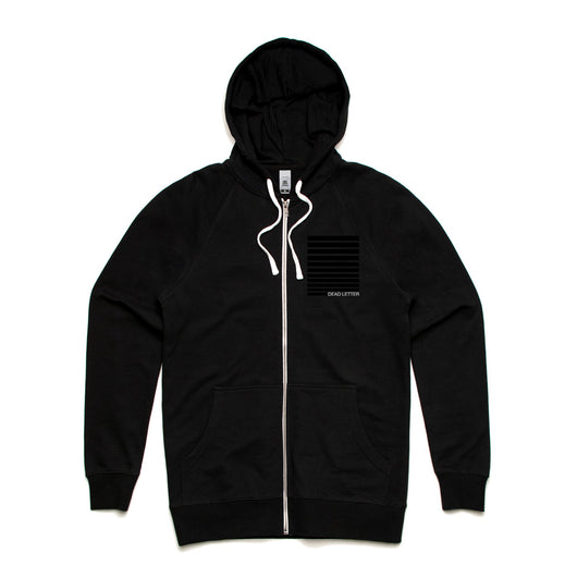 Hoodie | 'The Armour You Own' on Black Zip