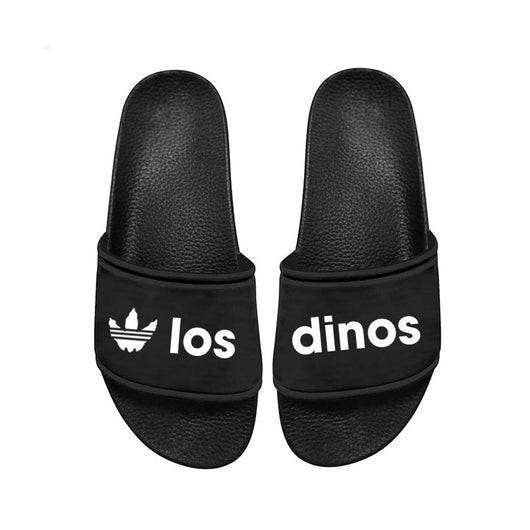 Accessories | 'Los Dinos' Slippers - Last Dinosaurs - The Racket Club