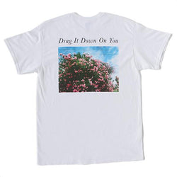 T-Shirt | 'Drag It Down' on White