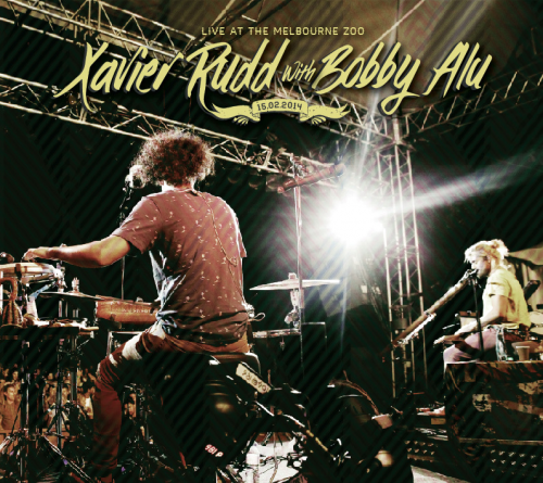 CD | Live at the Melbourne Zoo (2014)