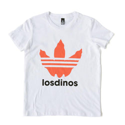 T-Shirt | 'Los Dinos' on White