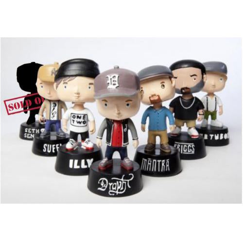 Bobblehead | Set of 6