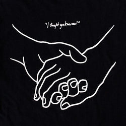 T-Shirt | 'Hands' on Black