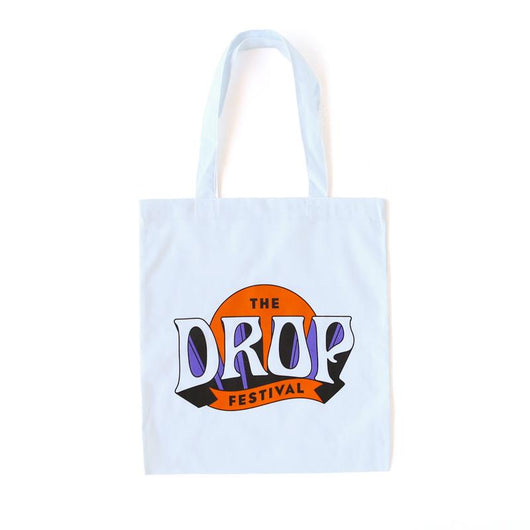 Tote Bag | Festival Logo on White