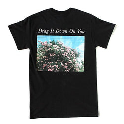 T-Shirt | 'Drag It Down' on Black
