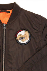 Jacket | '1969' Black Flight Jacket