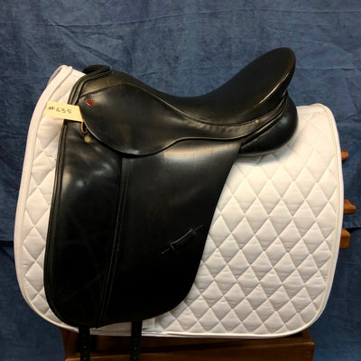 "Albion SL Dressage Saddle 17.5"" Seat Side"