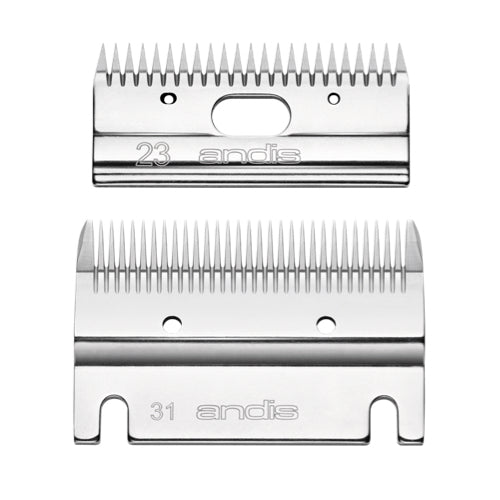 Andis Combo Clipper Blade 23 and 31 Set