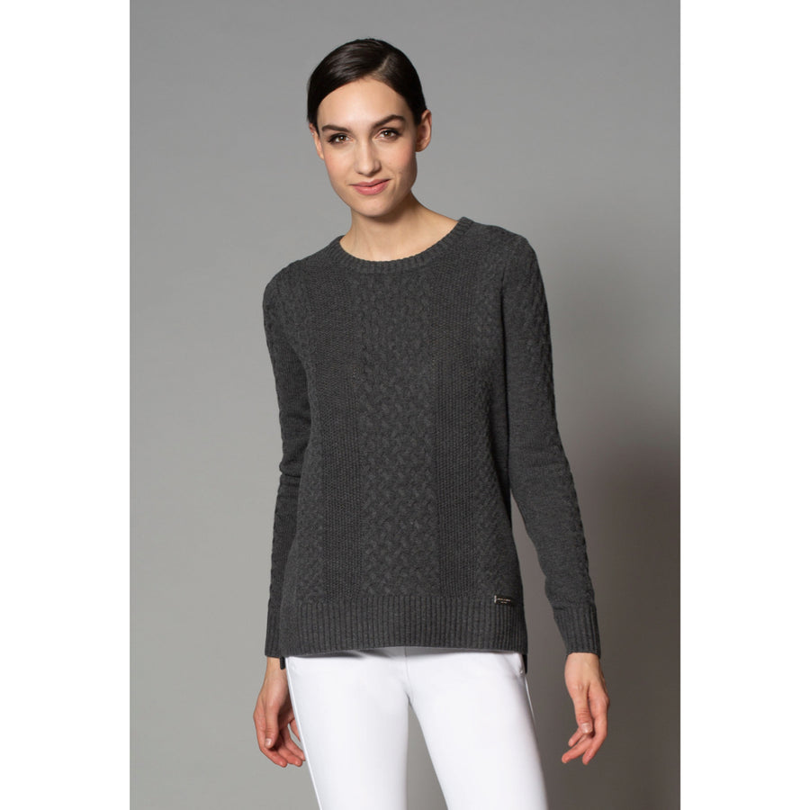 Asmar Boyfriend Knit Sweater