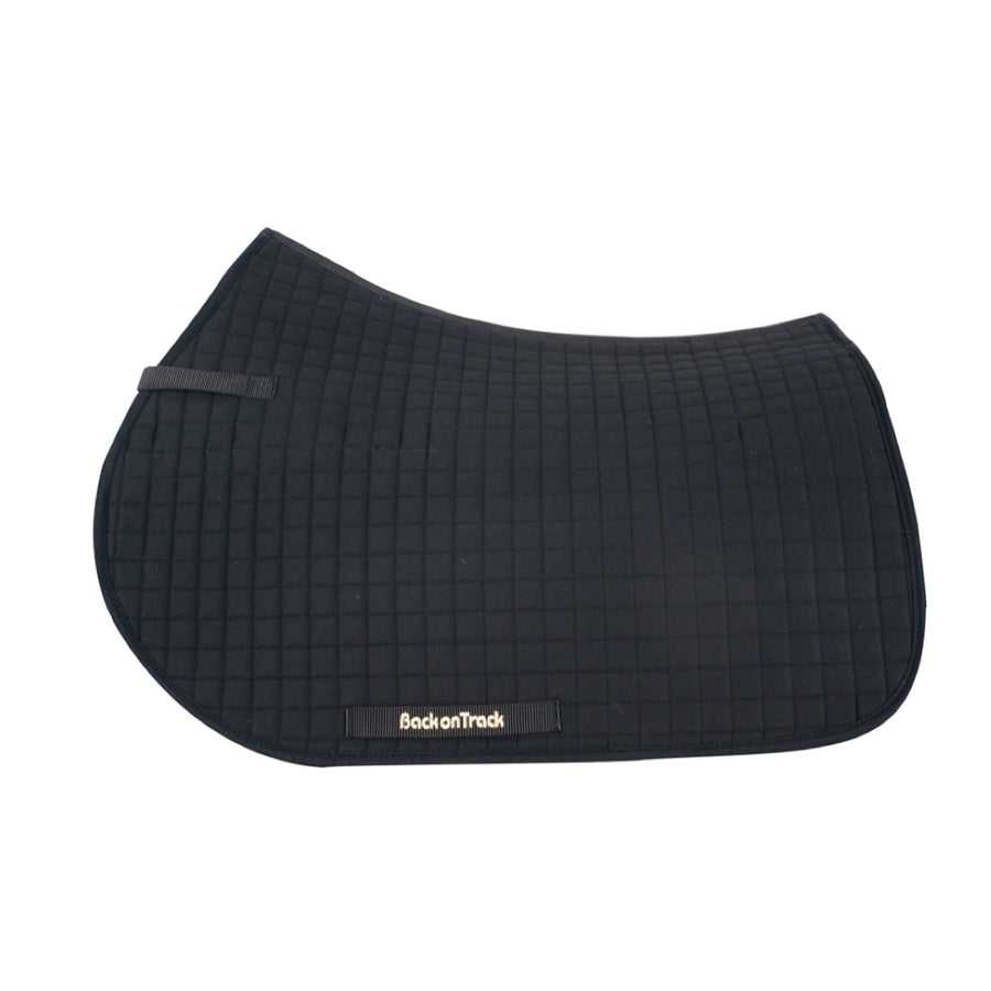Back On Track All Purpose Square Pad Black