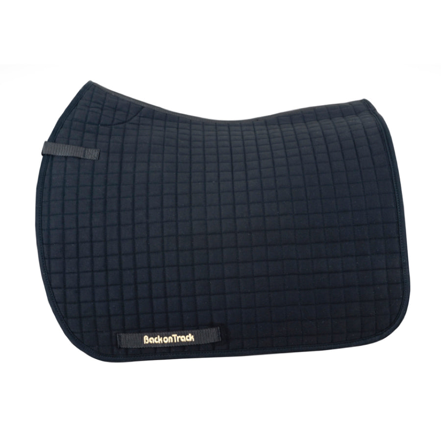 Back On Track Dressage Square Pad White