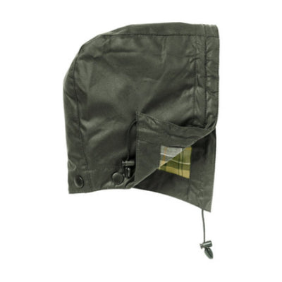 Barbour Waxed Hood Sage