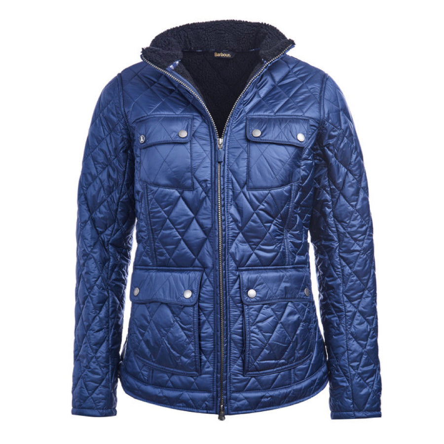 Barbour Women's Filey Quilted Jacket Mist