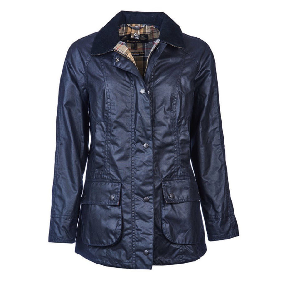 Barbour Women's Beadnell Waxed Jacket