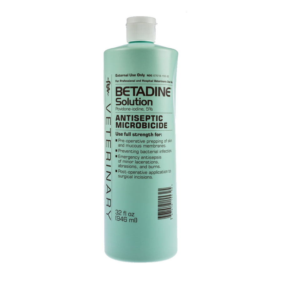 Betadine Surgical Solution Quart