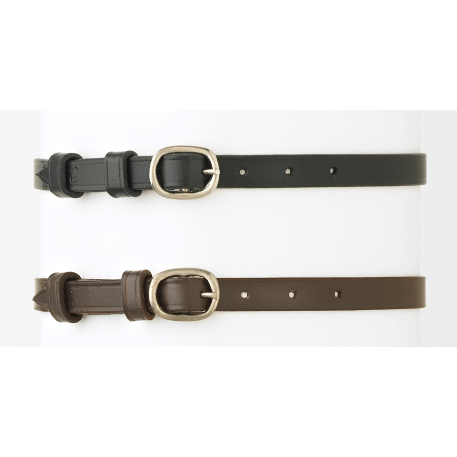 Camelot Kid's Spur Straps with Keepers