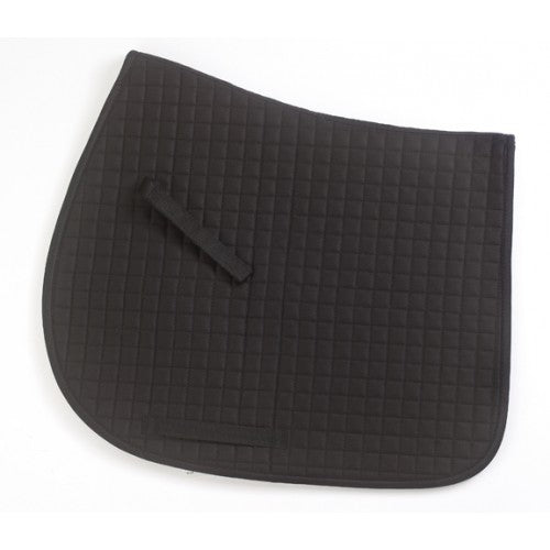 Centaur Imperial Dressage Square Pad Black