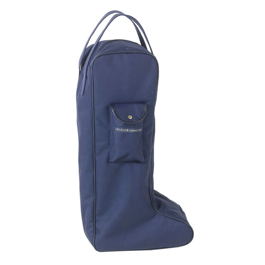 Centaur Tall Boot Bag Navy