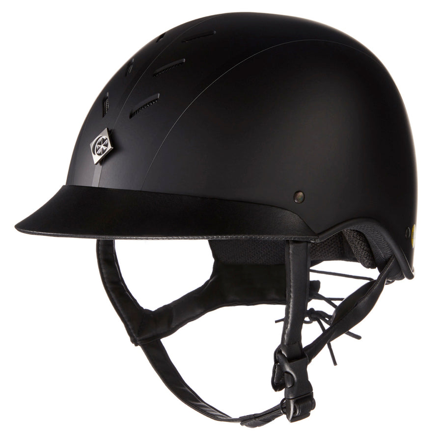 Charles Owen My PS Riding Helmet Black