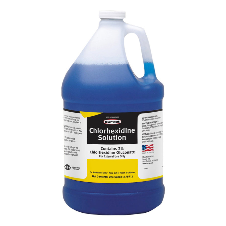 Chlorhexidine 2% Solution Gallon