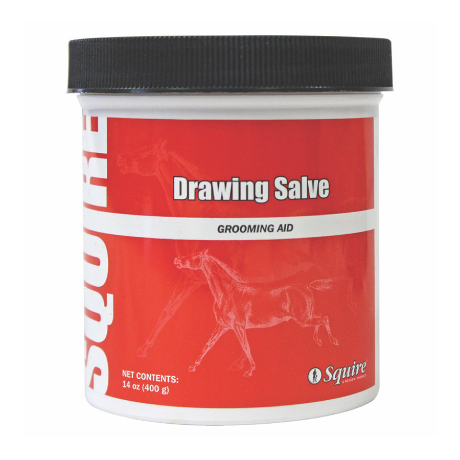Drawing Salve Hoof Care