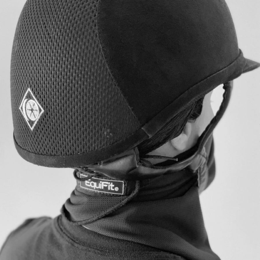 EquiFit AgSilver Face Wrap For Riders