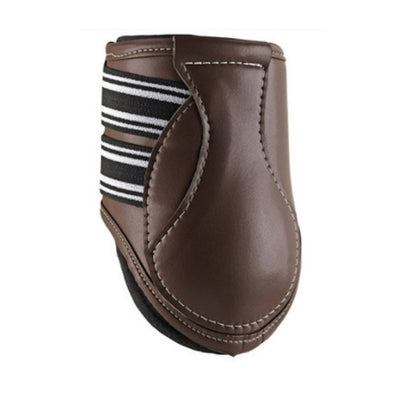 EquiFit D-TEQ Hind Tendon Boot Brown
