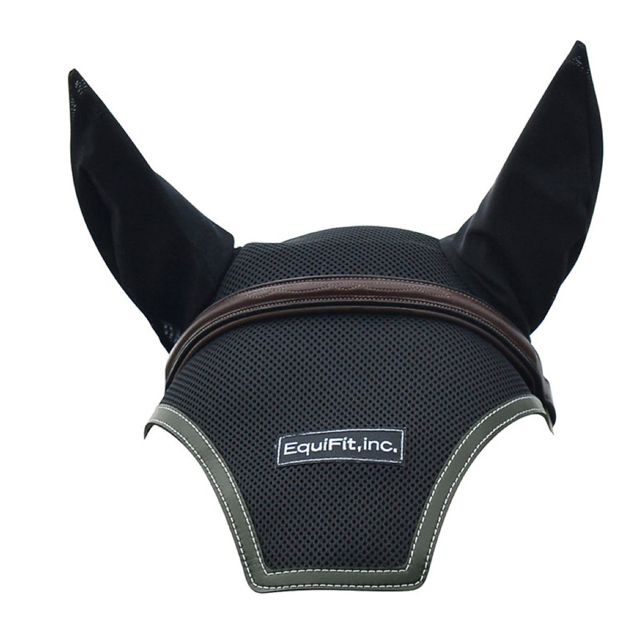 EquiFit Ear Bonnet Black