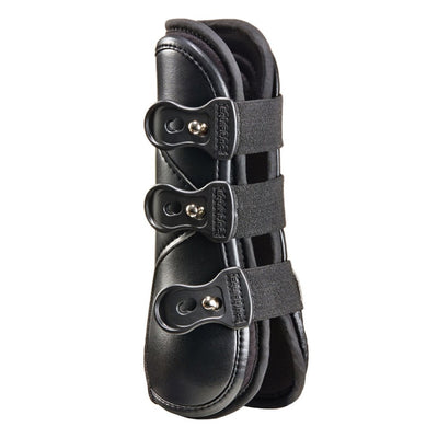 EquiFit Eq-Teq Open Front Tendon Boot Black