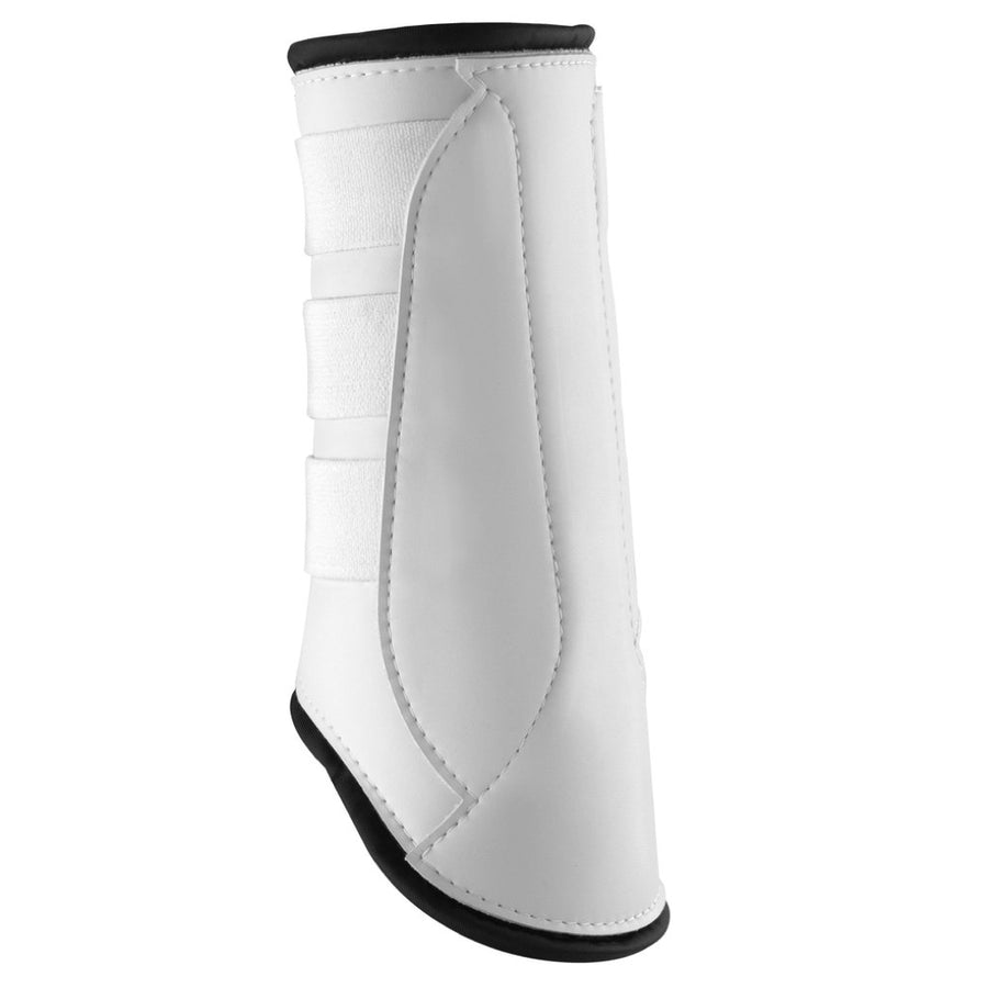 EquiFit SheepsWool MultiTeq Front Tendon Boot Black