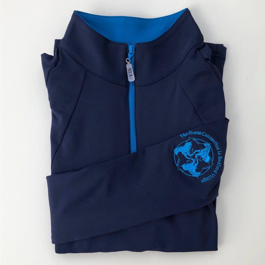 EIS Women's Cold Weather Shirt with The Horse Connection Logo