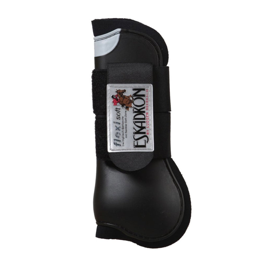 Eskadron Flexisoft Open Front Tendon Boot Black