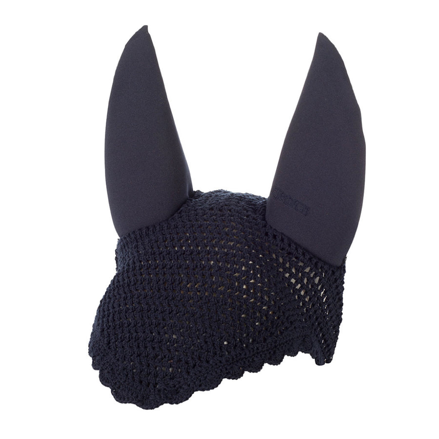 Eskadron Muted Ear Bonnet Black