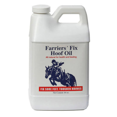 Farriers' Fix Hoof Oil 64 oz