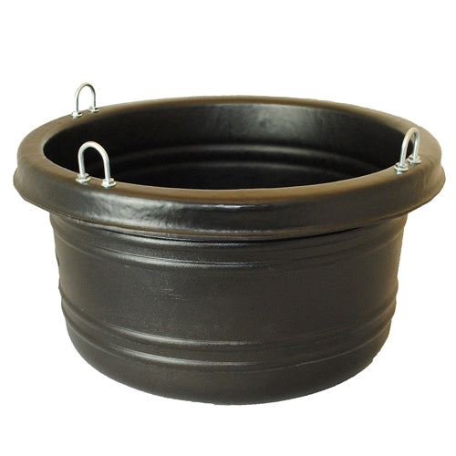 Feed Tub 18-Quart Black