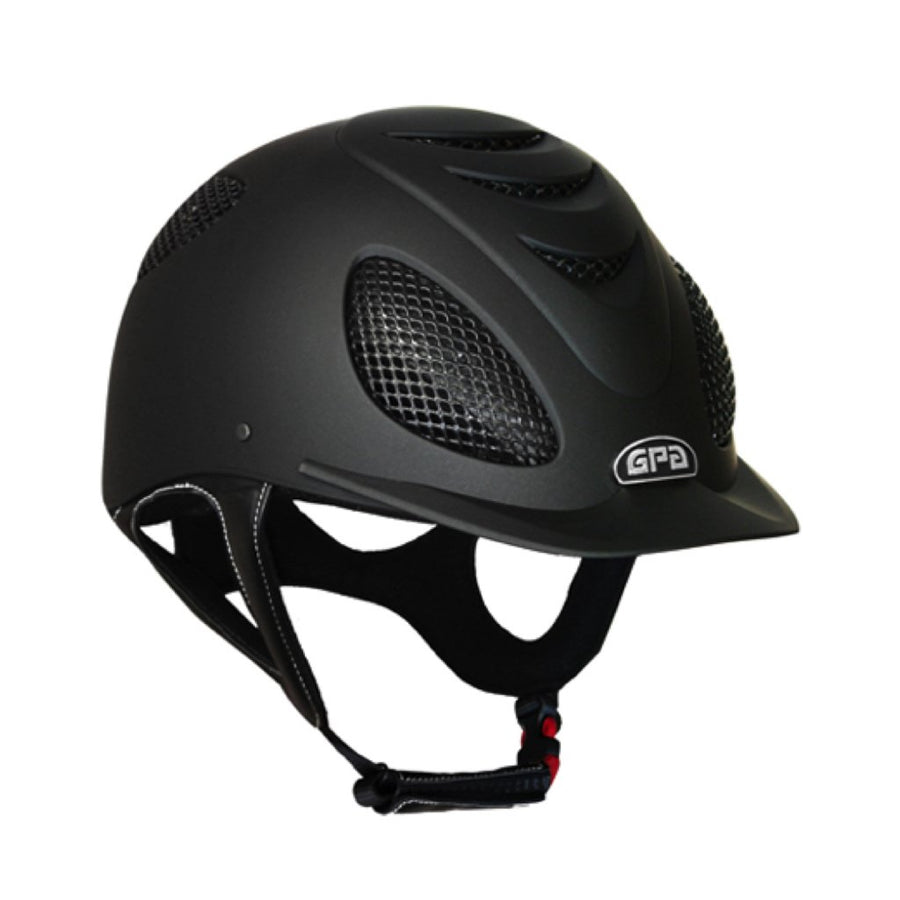 GPA Speed Air 2X Riding Helmet