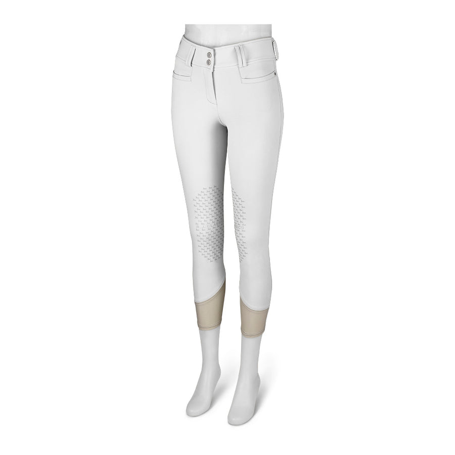 RJ Classics Women's Harper Knee Patch Grip Breech Sand