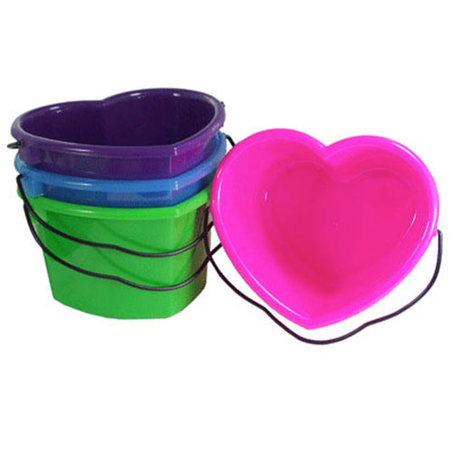 6-Quart Heart Bucket