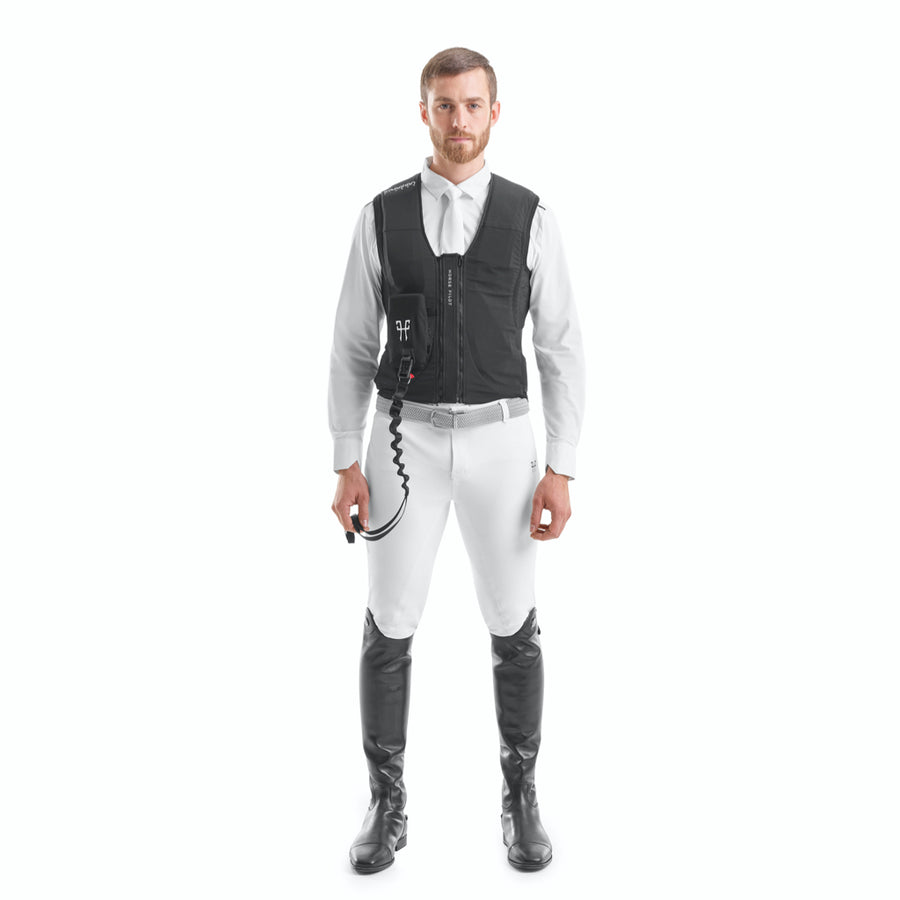 Horse Pilot Airbag Light Safety Vest