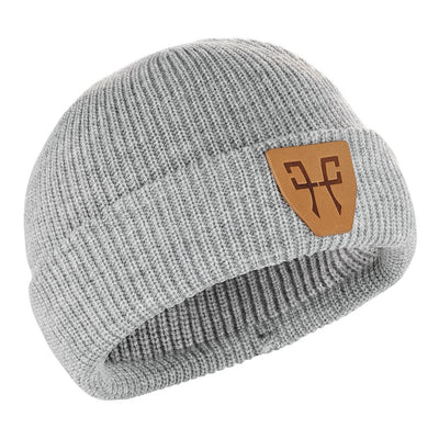 Horse Pilot Winter Beanie Grey