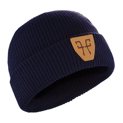 Horse Pilot Winter Beanie Navy