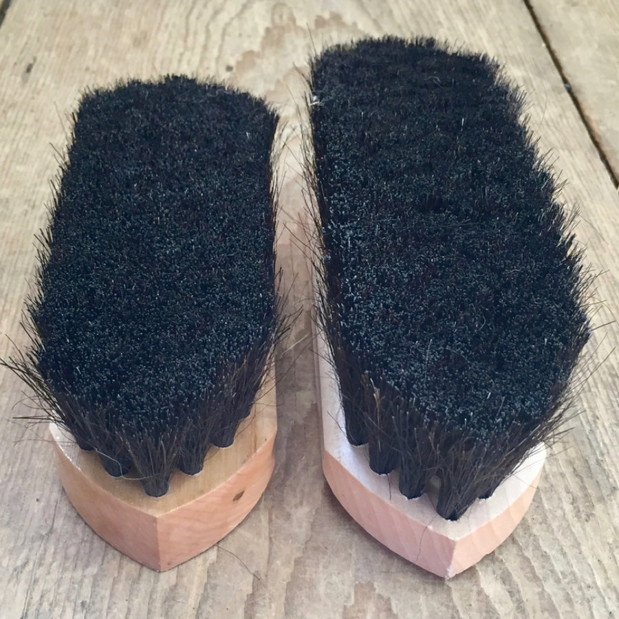 Horsehair Blend Soft Grooming Brush