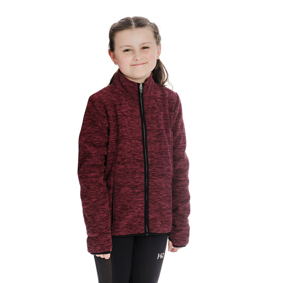 Horseware Kid's Lara Thermo Regulating Fleece Jacket