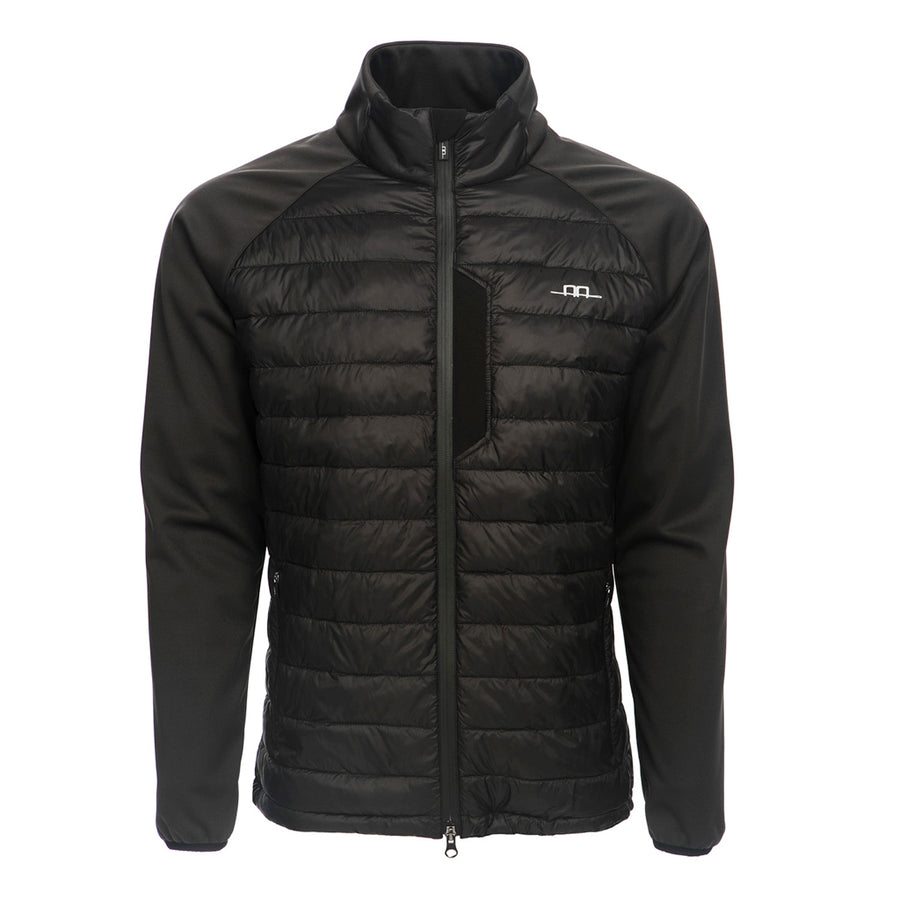 AA Men's Gubbio Padded Fleece Jacket