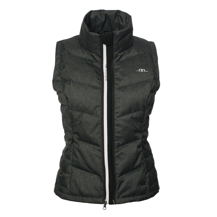 Horseware Women's AA Lodi Waterproof Gilet Aviation Blue