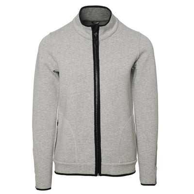 Horseware Women's AA Barletta Fleece Jacket Light Grey Front