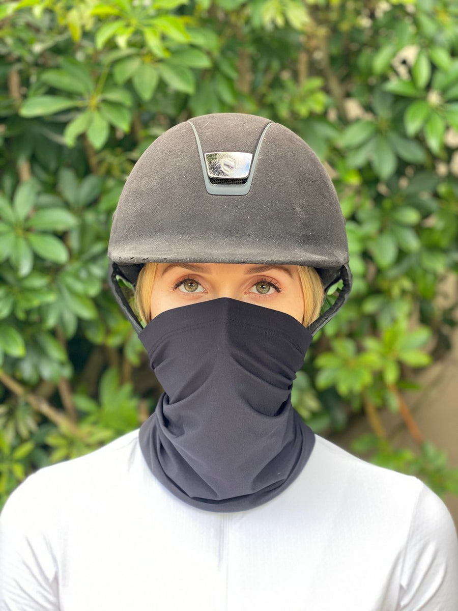 ShadyLady Equestrian Face Wrap