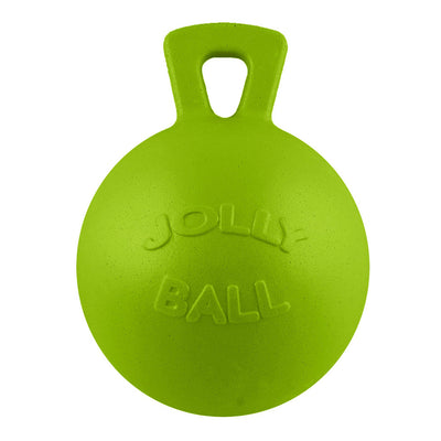 Jolly Ball Horse Toy Green Apple