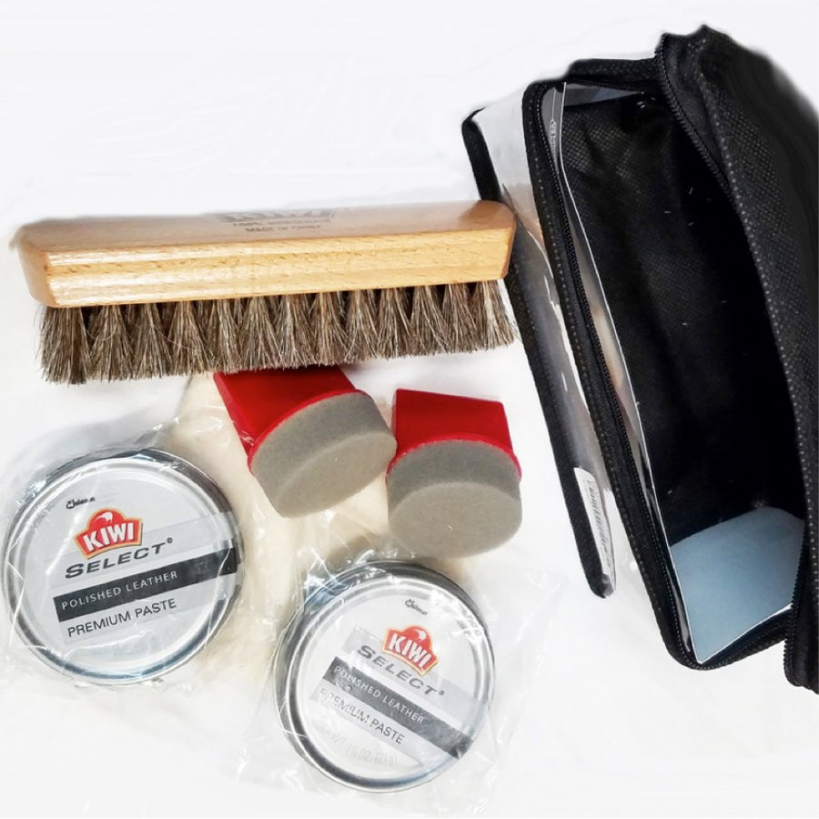 Boot Polish Kit